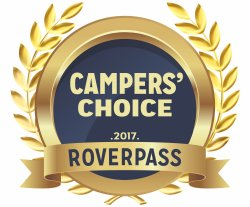Campers' Choice 2017 by RoverPass